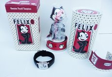 Felix the Cat Watch-Fossil Limited Editon- MINT in Travis AFB, California