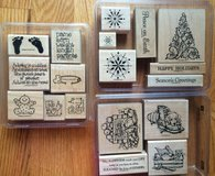 Rubber stamps    * baby set SOLD* in Byron, Georgia