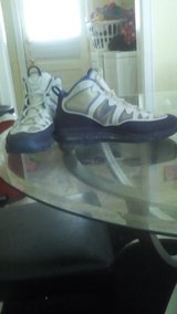 10.5 rarely wore Nike uptempo nice pair in Fort Wayne, Indiana