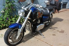 2003 Vulcan Mean Streak 1500cc in Quad Cities, Iowa