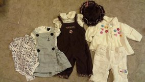 baby outfits 3-6 -9 months Ralph lauren, carters, children's Place in Vacaville, California