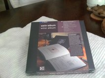 Wine album, new in sealed original wrapping in Ramstein, Germany
