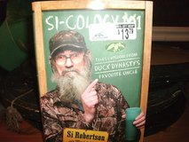 SI-COLOGY 101   BY SI ROBERTSON   FROM DUCK DANASTY in Perry, Georgia
