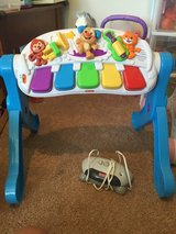 Fisher price laugh and learn music station in Bartlett, Illinois