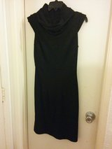 Like-New Kenneth Cole Reaction Black Cowl-Neck Dress, Size S in Los Angeles, California