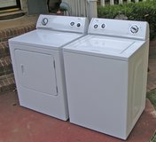 Washer and Dryer by Whirlpool price for set-3 months warranty in Warner Robins, Georgia