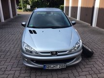 2005 Peugeot 206 1.4 liter manual summer and winter tires hatchback 165k km passed inspection in Hohenfels, Germany
