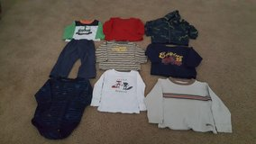 Boys size 12-18 months clothes lot in Leesville, Louisiana