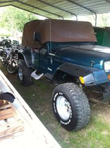 1995 Jeep Wrangler 4 Cylinder in Fort Polk, Louisiana