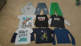 Boys size 4/5 clothes lot in Leesville, Louisiana