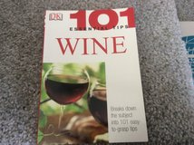 101 Essential Wine tips Paperback in Naperville, Illinois