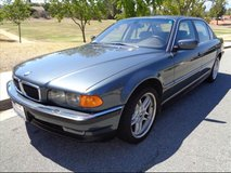 2000 BMW 740il in Camp Pendleton, California