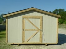 10 x 12 Storage Shed in Beaufort, South Carolina