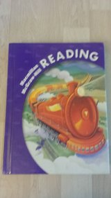 Grade 4 Reading - School Textbook in Naperville, Illinois