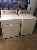 Whirlpool High Efficiency washer and dryer. in Kaneohe Bay, Hawaii