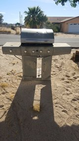 Grill in 29 Palms, California