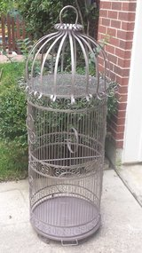 Large Birdcage in Spring, Texas