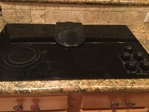 36 in. Electric Downdraft Cooktop in Houston, Texas