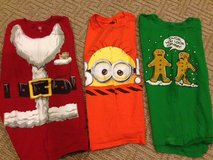 Holiday shirts, size 8 in Houston, Texas
