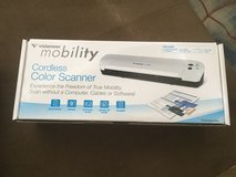 Brand New Visioneer Mobility Mobile Color Cordless Scanner  ($130 on Amazon) in Fairfield, California