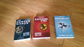 Hunger games trilogy in Cherry Point, North Carolina