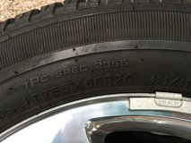 Wheels and Tires in Coldspring, Texas