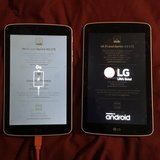 Lg pads 7.0 two of them in Fort Knox, Kentucky