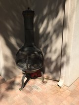 Outdoor Fire Pit in Alamogordo, New Mexico