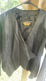 Harley Davidson leather jacket in Conroe, Texas