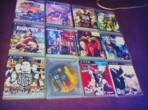 Lot of 12 PS3 GAMES! in Los Angeles, California