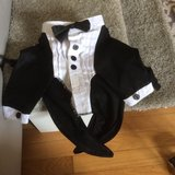 Pet Tuxedo with Tails in Naperville, Illinois
