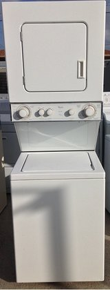 Whirlpool Stackable Washer and Dryer in Camp Pendleton, California