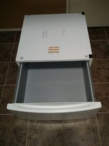 Pedestal with Drawer for washer or dryer in Travis AFB, California