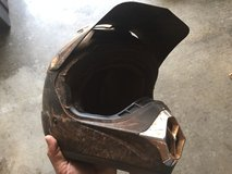 MAX 46X Motor Cross Motorcycle Helmet  (LG-XL) (Used) in Fort Campbell, Kentucky