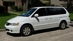 2002 Honda Odyssey EXL; New Tires;Transmission Replaced in 2013 in Kingwood, Texas