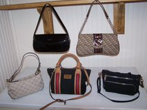 (5) Five Smaller Purse & Handbags in Fort Leonard Wood, Missouri