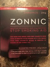 NIP Zonnic Stop Smoking Gum in Beaufort, South Carolina