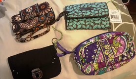 Vera Bradley wallets / pouches / cases NEW in Okinawa, Japan