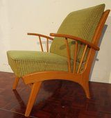 Mid Century Danish Design Chair with Light Gr... in Ramstein, Germany
