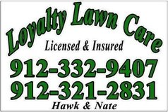 "Lawn Care Service & More at its ""BEST"" in Hinesville, Georgia"