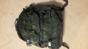 Three day assault pack in Fort Leonard Wood, Missouri