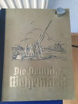 The German Armed Forces WW2 in Baumholder, GE