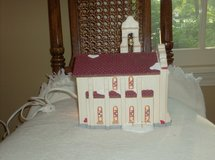 Dept. 56 - Spanish Mission Church in St. Charles, Illinois