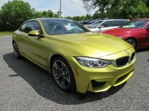 2015 BMW M4 in Grafenwoehr, GE