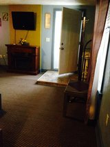 Furnished included n cable tv. This is not studio(1 bed 1 living room Apt) in Fort Drum, New York