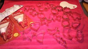 Cookie Cutters & Pastry Bags in Lawton, Oklahoma