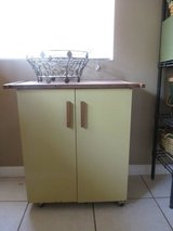vintage kitchen cabinet in Camp Pendleton, California