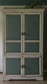 Beautiful armoire updated in Cleveland, Texas