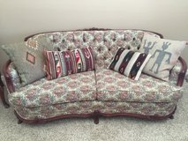 1950s Couch all new fabric in Yucca Valley, California