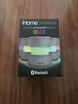 iHome IBT60 Bluetooth Mini Speaker System, Color Changing in Fort Leonard Wood, Missouri